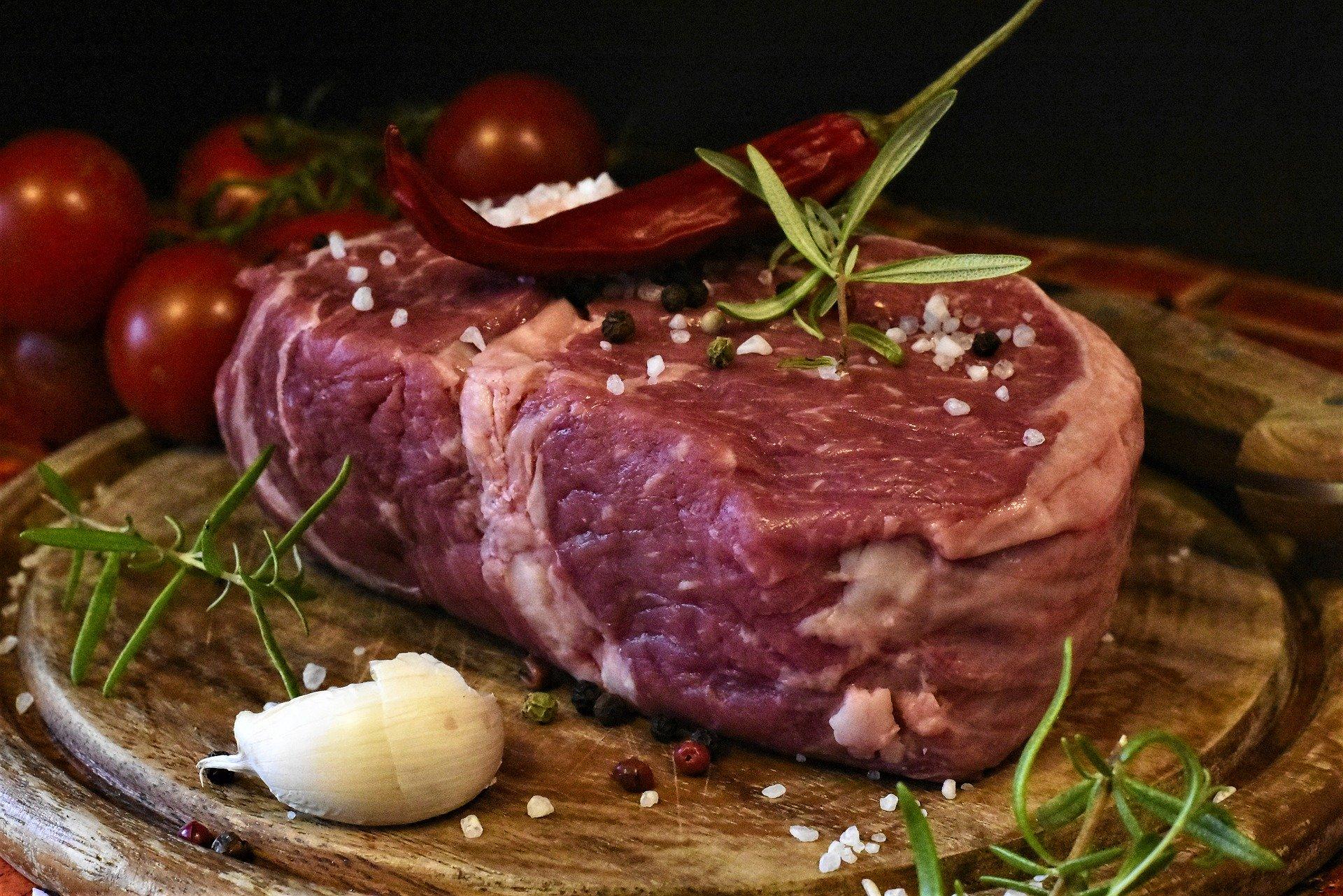 carne madura